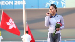 Lee Wai-sze at the 2014 Asian Games