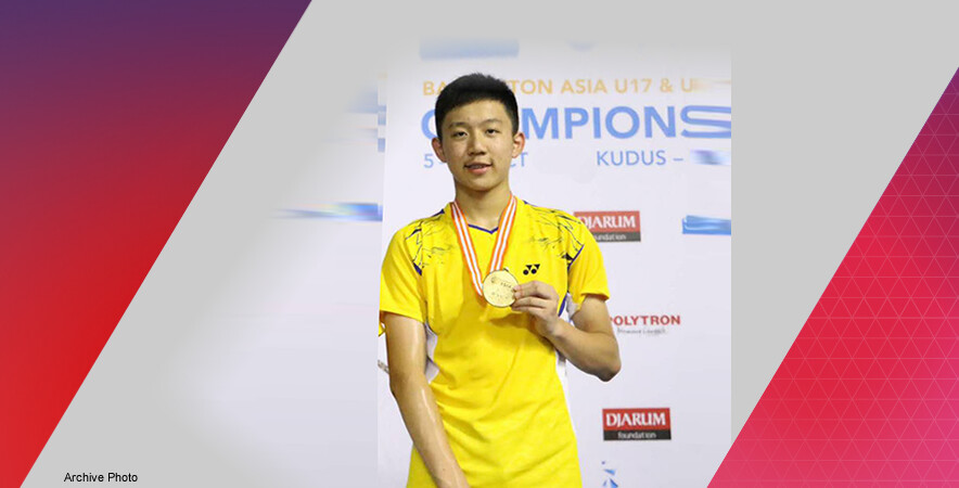 Hong Kong junior mixed doubles pair Ko Shing-hei & Yeung Pui-lam won a historic gold in U17 at the Badminton Asia U17 & U15 Junior Championships 2017.