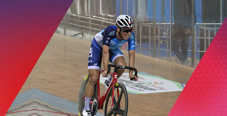 The Hong Kong cycling team ended their campaign at the 37th Asian Track Cycling Championships cum 24th Asian Junior Track Cycling Championships with 5 golds, 3 silvers and 3 bronze medals in India.