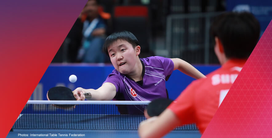 Junior table tennis star Mak Tze-wing took a breakthrough silver medal at the 2016 World Junior Table Tennis Championships.