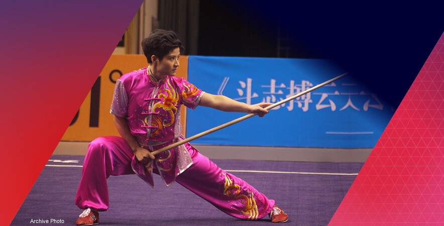 Hong Kong wushu team won11 medals at the 14th World Wushu Championships.