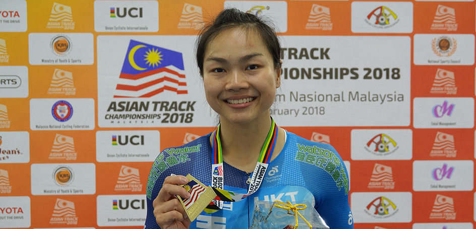 Cyclists' Huge Success at Asian Champs