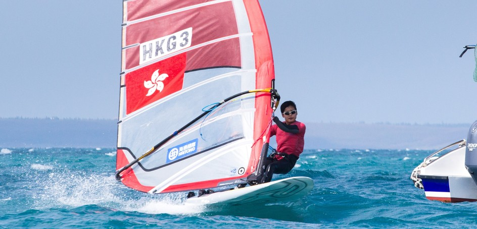 The windsurfing team won 3 gold, 4 silver and 5 bronze medals at the 2018 Asian Windsurfing Championships.