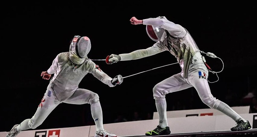 Cheung Ka-long Wins Bronze at Foil Grand Prix