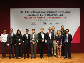 HKSI International Sports Science Symposium Professionals from Sport