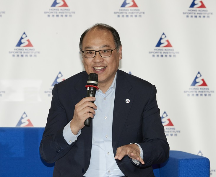 <p>Dr Lam Tai-fai SBS JP, new Chairman of the Hong Kong Sports Institute pledges to work closely with the Sports Federation &amp; Olympic Committee of Hong Kong, China and National Sports Associations to take elite sports development to the next level.</p>