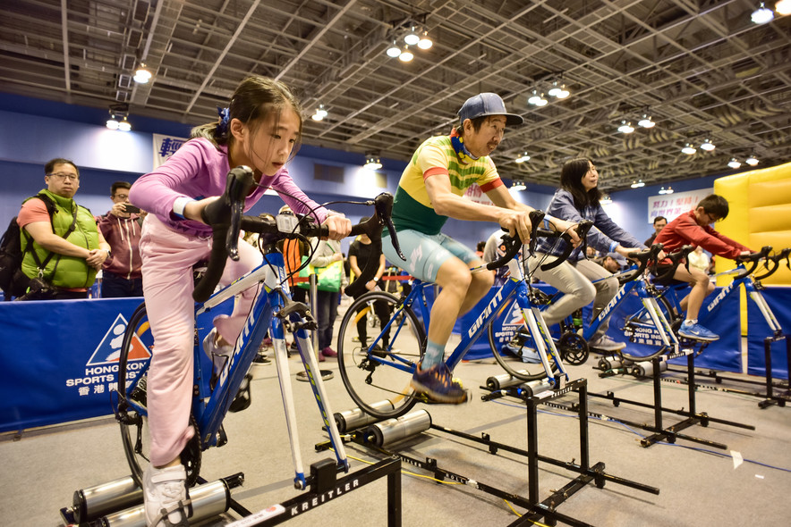 <p>The HKSI hosted two-day Open Day, which aimed at raising public awareness towards the development of high performance sports in Hong Kong through various activities, including &ldquo;Meet the Athletes&rdquo; session, &ldquo;Healthy Kitchen&rdquo;, sports demonstrations and tryouts.</p>