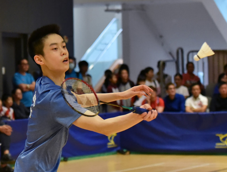 <p>Jason Gunawan (Badminton) (Photo: Hong Kong Badminton Association)</p>