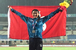 Vol.8, 2017: Athletics team wins 3 medals at the 22nd Asian Athletics Championships
