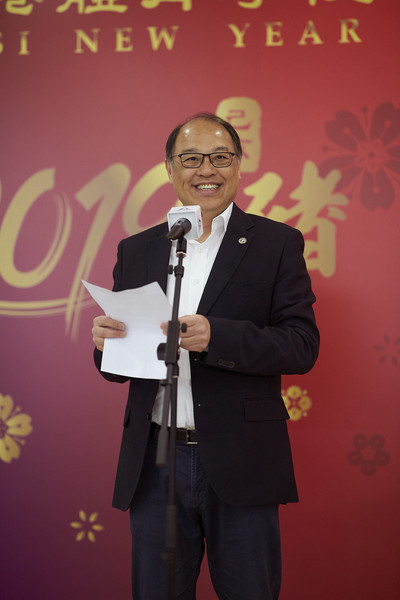 Dr Lam Tai-fai expressed his sincere gratitude to all stakeholders.