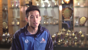 HKSI 360 - Wong Chun-ting (Table Tennis)