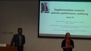 Supplementation research at Massey University [ Part 5 ]